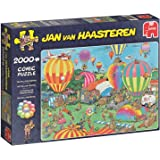 Jan van Haasteren The Balloon Festival 2000 Piece Jigsaw Puzzle