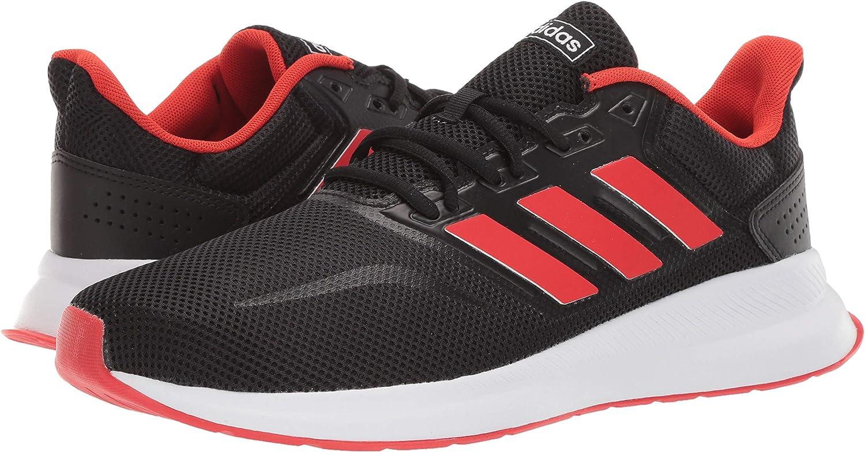 Adidas Runfalcon - Zapatillas de correr anchas para hombre: Amazon ...