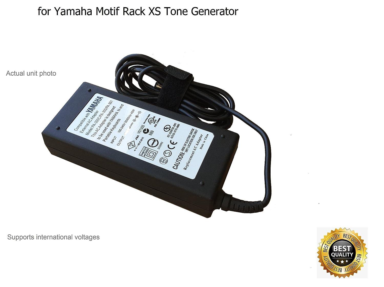 Amazon com: AC Adapter Power Supply for YAMAHA MOTIF RACK XS Tone