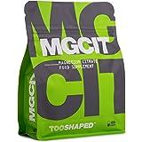 MAGNESIUM CITRAT - hochdosierte Kapseln - 670 mg Citrate mit 301,5 mg reinen Magnesium - 180 Kapseln von TOOSHAPED