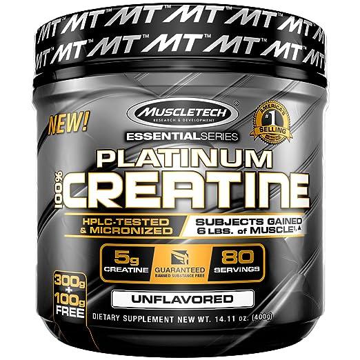 que es mejor para subir de peso creatina o proteina