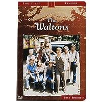 The Waltons: Season One, Disc 1, Episodes 1 - 6 [Import]