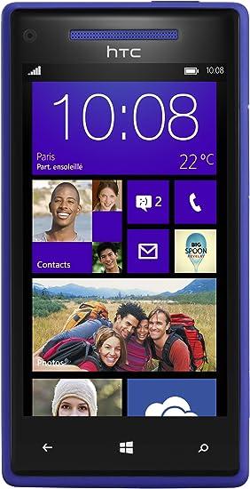 HTC Windows Phone 8X - Smartphone libre (pantalla táctil de 4,3 ...