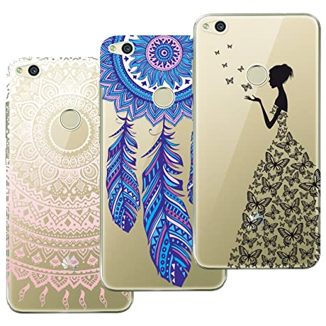 coque fille huawei p8 lite 2017