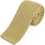 [ダブリューアンドエム] エクストラ ナロータイ 5cm 幅 細 ネクタイ 洗濯 可能 無地 ソリッド ストライプ チェック 縞 模様