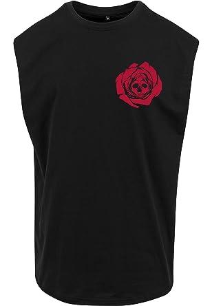 d0aabd6a20c0 Famous Stars and Straps Dead Rose - Camiseta de Tirantes sin Mangas para  Hombre: Amazon.es: Ropa y accesorios
