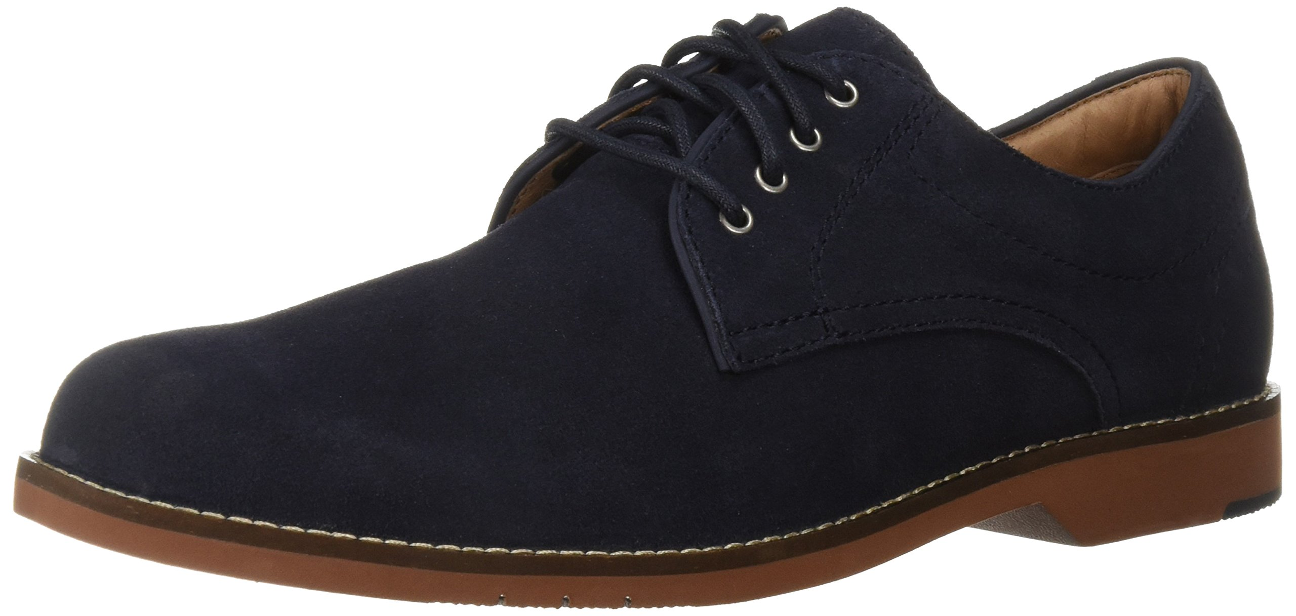 206 Collective Men's Barnes Casual Oxford, Navy, 9.5 D US