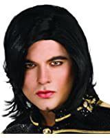 Michael Jackson Adult Long Straight Wig