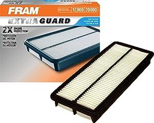 FRAM CA9600 Extra Guard Rigid Rectangular Panel Air Filter