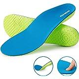 SUPERPETER インソール スポーツ 滑りにくい アーチサポート 扁平足の矯正 長時間の立ち仕事 土踏まず (正規品)