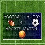 football rugby and sports match mania game free