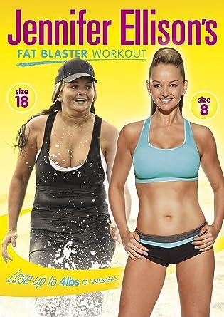 Jennifer ellison fat blaster dvd