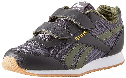 e0f4c4900 Reebok Royal Cljog 2rs 2v - Zapatillas de Running Niños  Amazon.es  Zapatos  y complementos