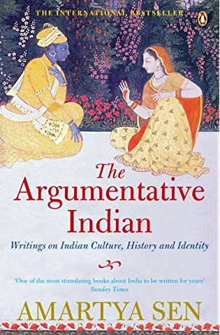 The Argumentative Indian : Writings on Indian History, Culture and Identity price comparison at Flipkart, Amazon, Crossword, Uread, Bookadda, Landmark, Homeshop18