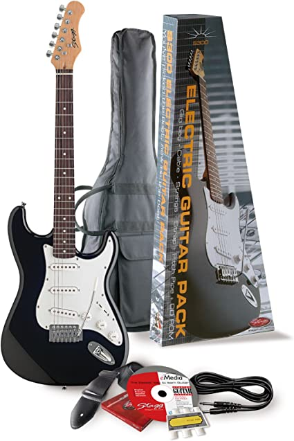 Electric Guitar Pack Amazon Uk