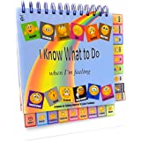 Thought-Spot I Know What to Do Feeling/Moods Book; Different Moods/Emotions; Autism; ADHD; Helps Kids Identify Feelings and M