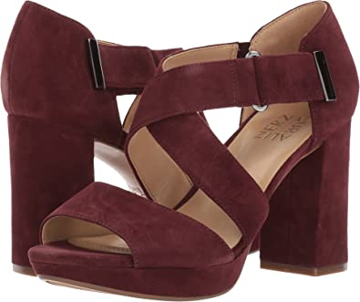 Naturalizer Women's Harper Bordo Suede 7 ...