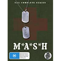 MASH: SEAS 1-11 & MOVIE (35 DISC)