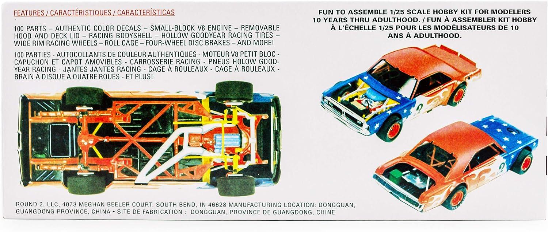 Amt Amt1171m 12 Modellbausatz Mehrfarbig Spielzeug