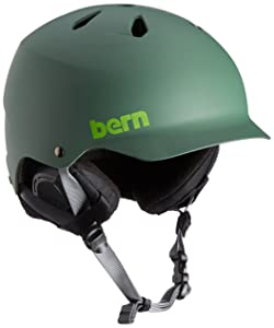Stylish Versatility Reliable Helmet Watts (by BERN) detail review