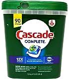 Amazon.com: Cascade ActionPacs Dishwasher Detergent, Fresh