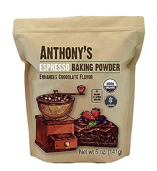 Anthony's Organic Espresso Powder