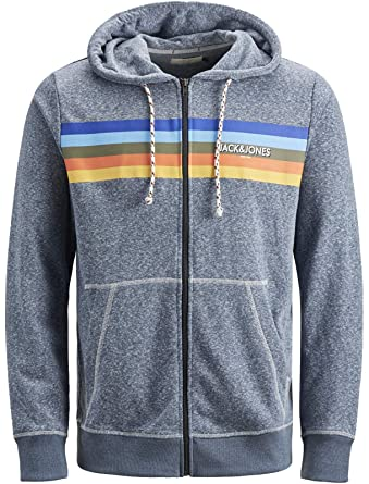 JACK   JONES Herren Kapuzenpullover Hoodie Core Storm Sweatshirt Sweat  Friday Hood 2018 S M L XL XXL 0095601938