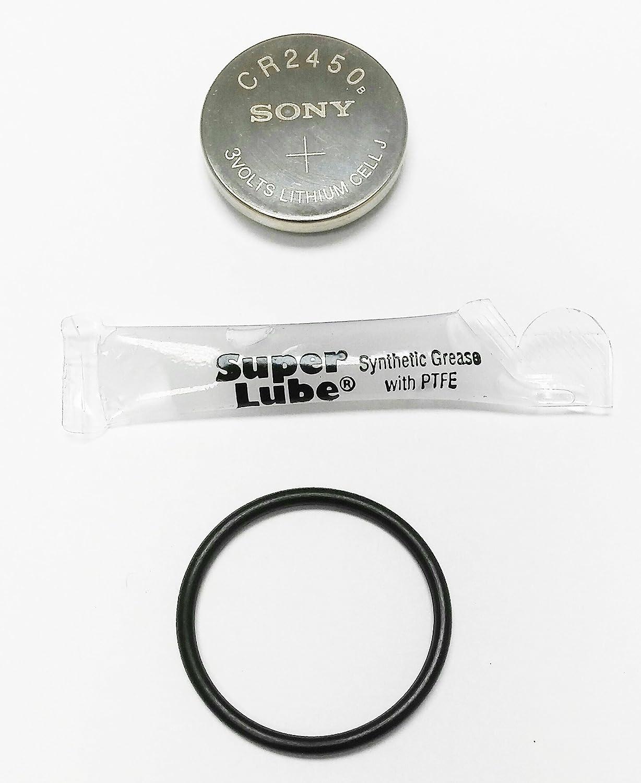 Cobra Bater/ía de Juego//Kit para Suunto Vyper / Gekko/ Zoop HELO2/Ordenador de buceo vytec