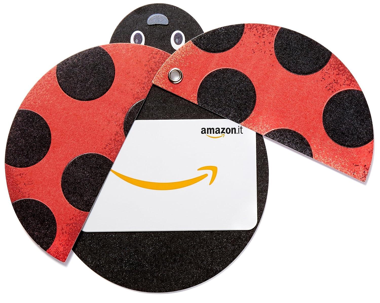 Buono Regalo Amazon.it in un cartoncino - Spedizione gratuita in 1 giorno Buoni Regalo Amazon.it Fixed