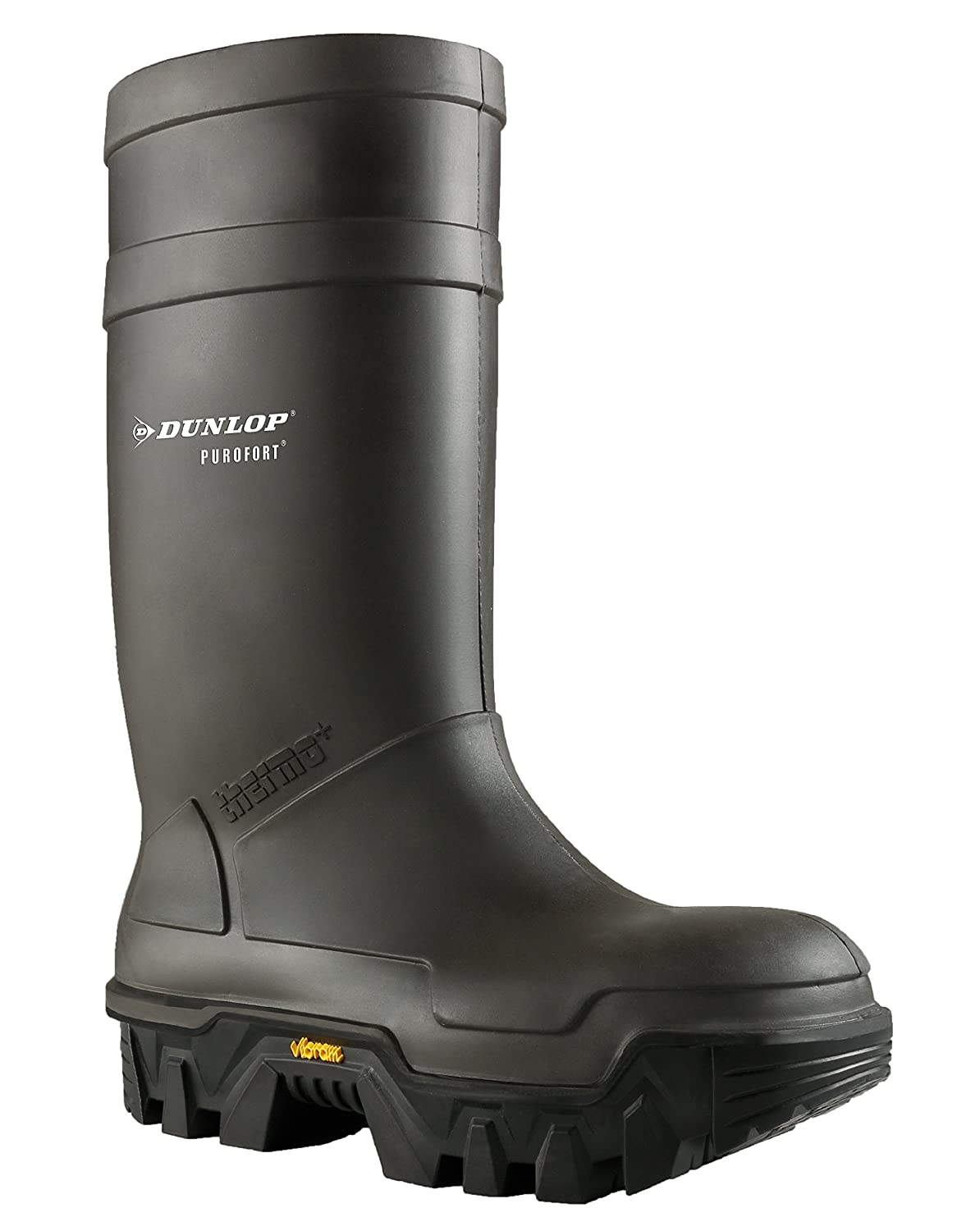 Dunlop Purofort Explorer Thermo C922033 Full Sécurité Botte, S5 - C922033 Thermo 43 EU|Noir/Gris e95a58