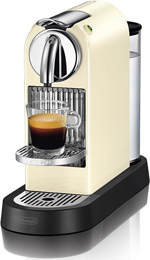 Nespresso DeLonghi Citiz EN 167CW-Cafetera de cápsulas, 19 bares ...