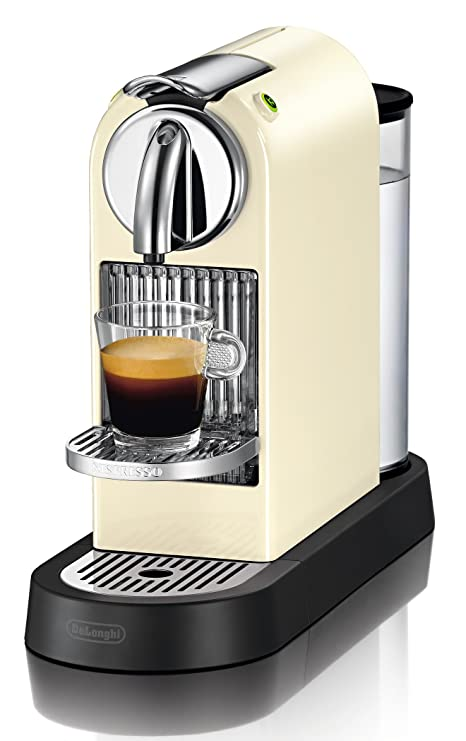 Amazon.com: DeLonghi EN 166 CW Citiz Nespresso: Electronics