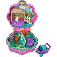 Polly Pocket Mini Cofanetto Il parchetto di Lila, Playset con Bambola e Accessori, GCN08