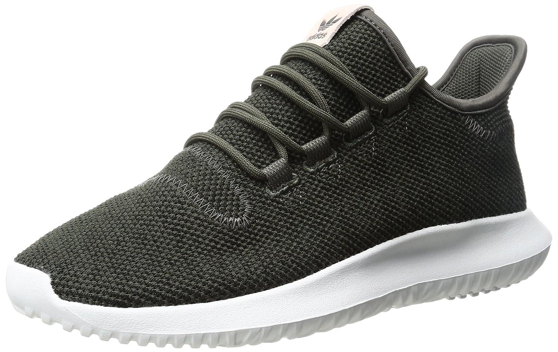 adidas Originals Women's Tubular Shadow Fashion Sneakers B01HJ9HRWI 9 M US|Utility Grey Black/White