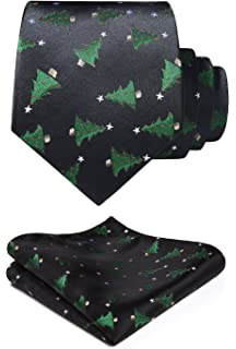 SHIPITNOW Corbata Papá Noel - Corbata de Disfraz - Corbata de ...