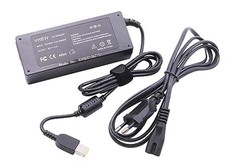 vhbw cargador, fuente de alimentación para portátil Notebook ...