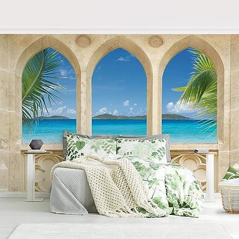 Fotomural Motivo Playa Ocean View, 225x336cm