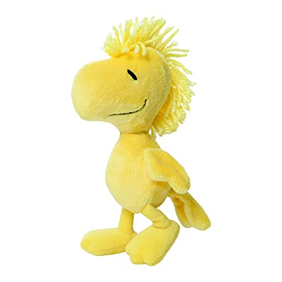 7.5 Peanuts Woodstock Soft Toy: Toys & Games