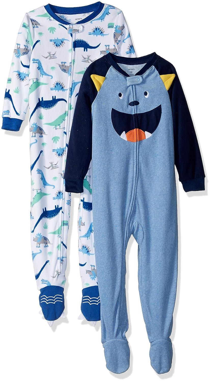 Carter's Boys' 2-Pack Fleece Pajamas Carters KBC