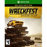 Wreckfest Deluxe Edition for Xbox One