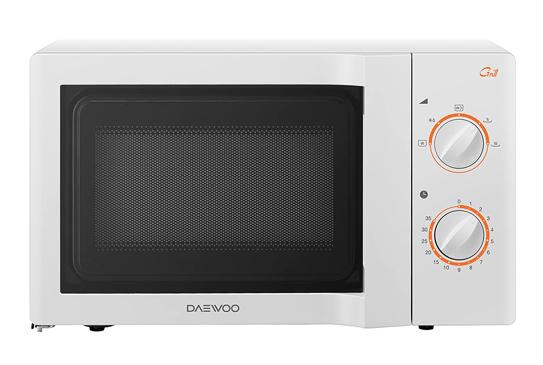 Daewoo KOG-6L67 Forno a Microonde Meccanico Combinato Grill, Bianco, 20 lt Dongbu Daewoo Electronics