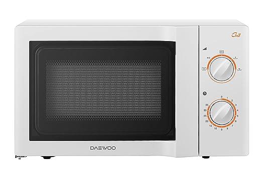Daewoo KOG-6L67 Horno microondas mecánico combinado con grill ...