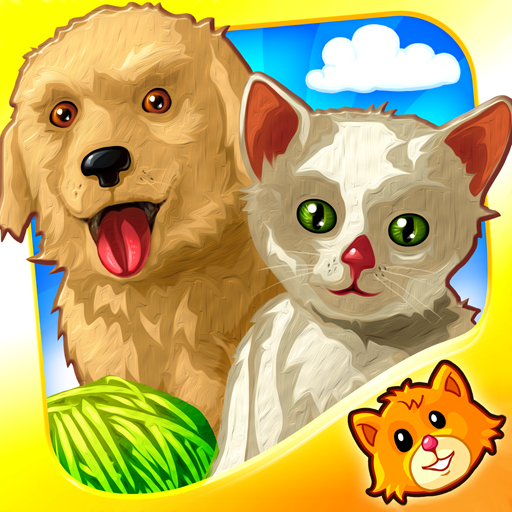 Baby Animals - Mr. Pepper Education Animal Form And Shape Learning Puzzle Game For Preschool Kindergarten Kids, Babies And (Pepper Motif)