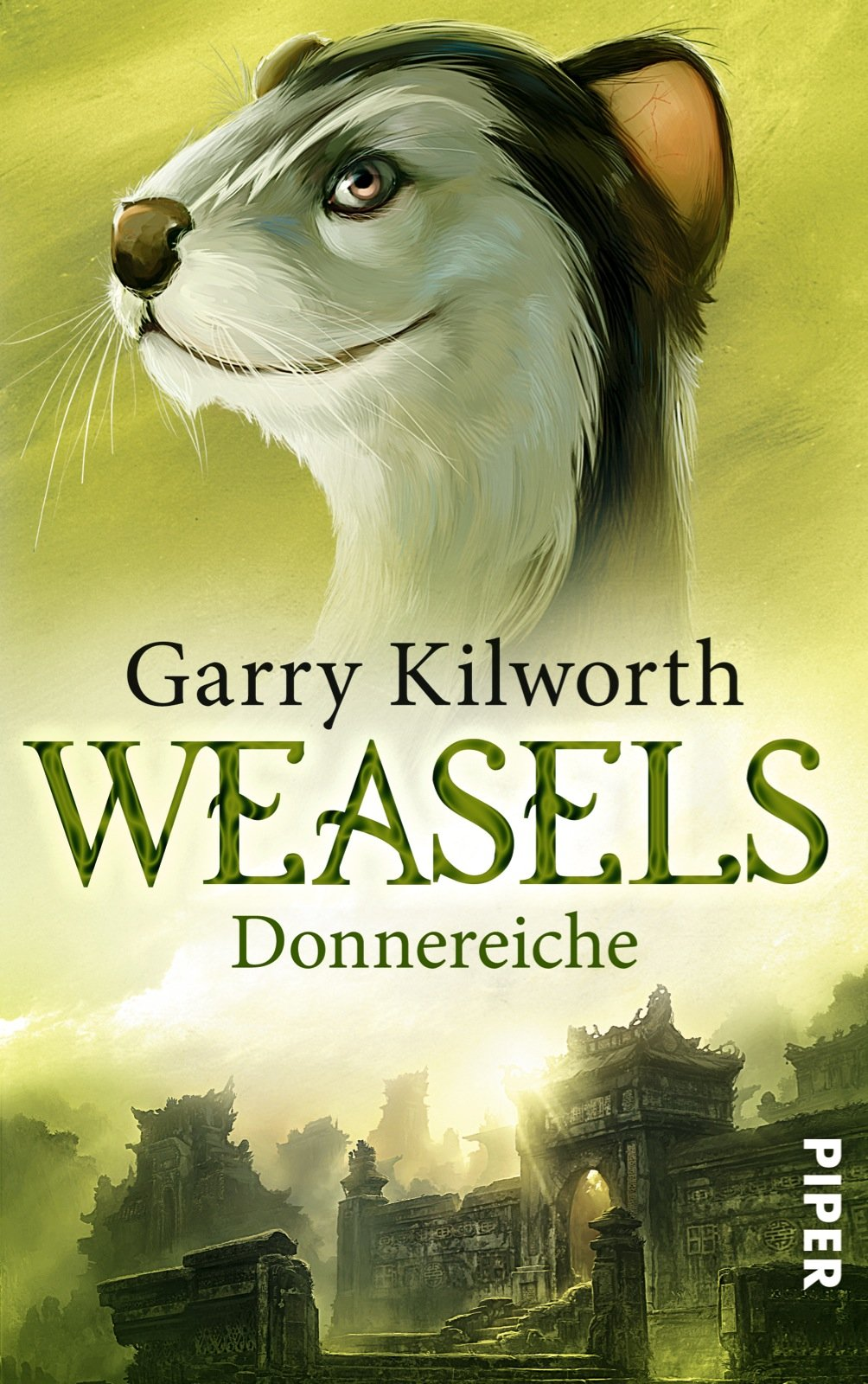 Weasels: Donnereiche: Amazon.de: Kilworth, Garry, Bonhorst, Irene ...