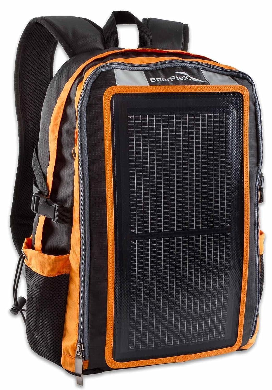 GoEnerplex Solarrucksack Packr, Orange, PK-ALPHA-OR B00IKH20NU Daypacks Neuer Eintrag