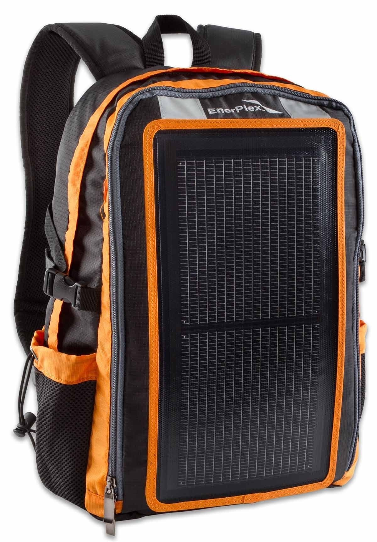 EnerPlex PK-ALPHA-OR Packr Backpack, Orange by EnerPlex