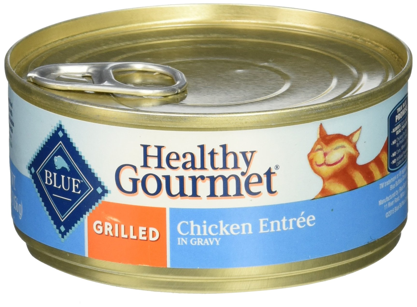 Blue Buffalo Grilled Cat Food - Chicken - 5.5 Oz