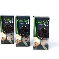 schwarzer Knoblauch el hortal - Antioxidantien, 6 Stück (3 pack)