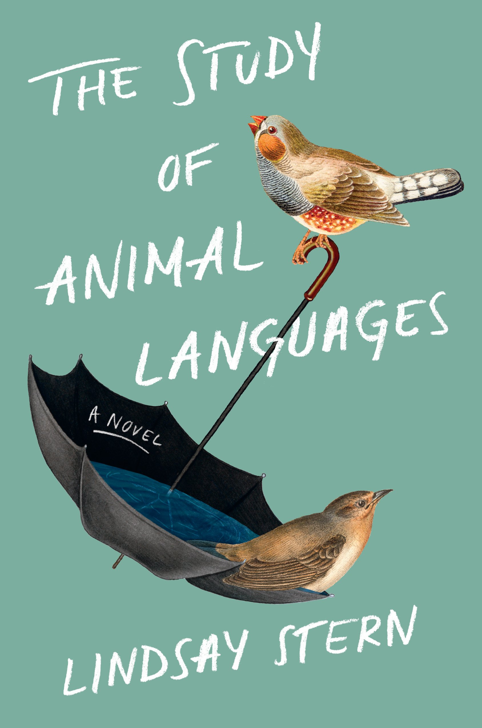 The Study of Animal Languages: A Novel by Viking