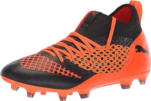 PUMA Men's Future 2.3 Netfit FgAg Soccer Shoe